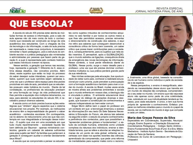 REVISTA ESPECIAL JORNAL NOITEDIA