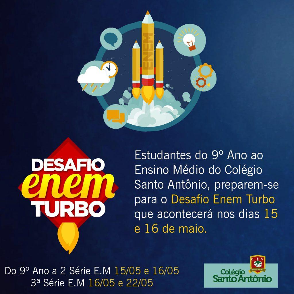 Desafio Enem Turbo