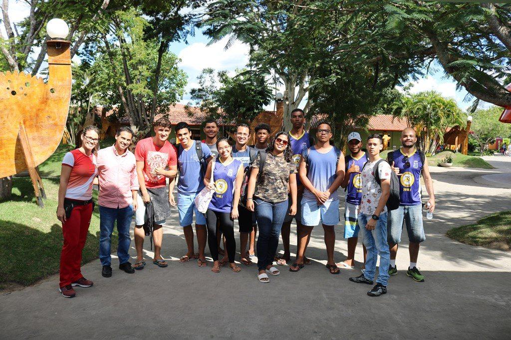 Visita técnica ao Colégio Santo Antônio