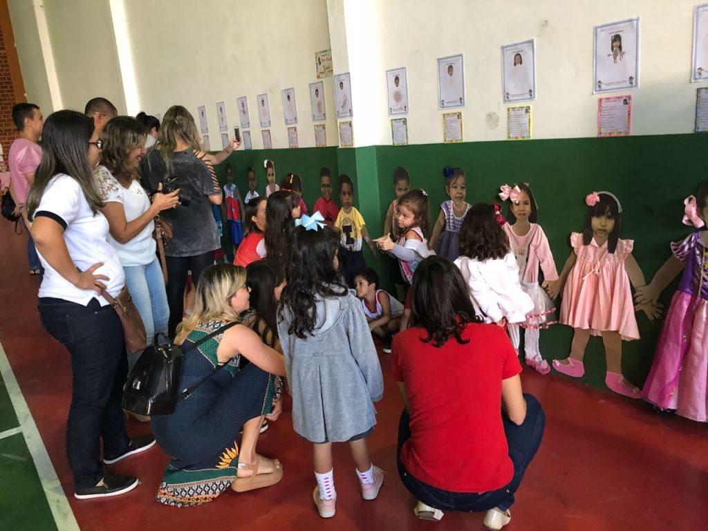 EXPOSIÇÃO MEMÓRIAS DA MINHA INFÂNCIA