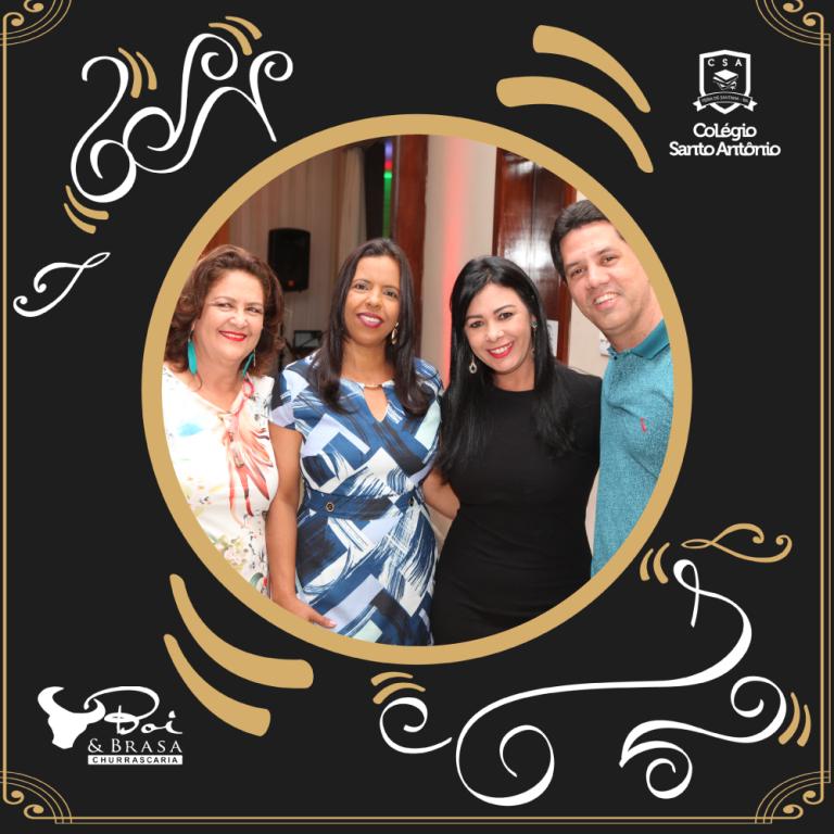 Confraternização dos Colaboradores do Colégio Santo Antônio – 2018