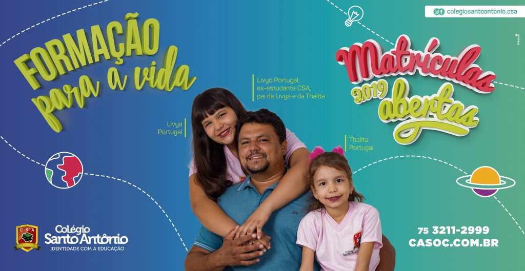 Secretaria do Colégio Santo Antônio informa: