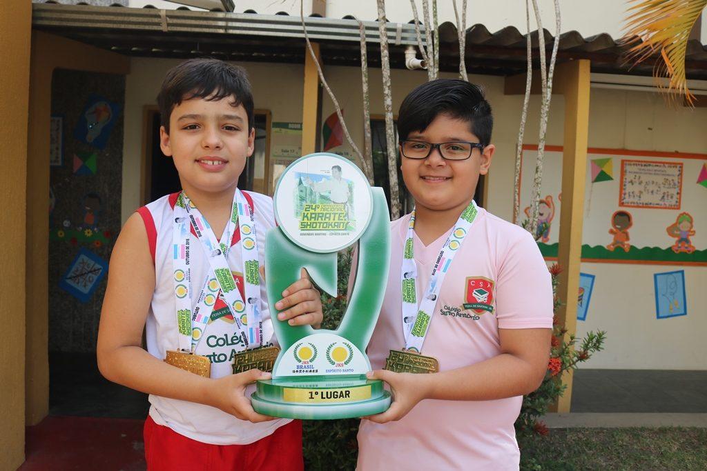 O Esporte em conexão com o Colégio Santo Antônio