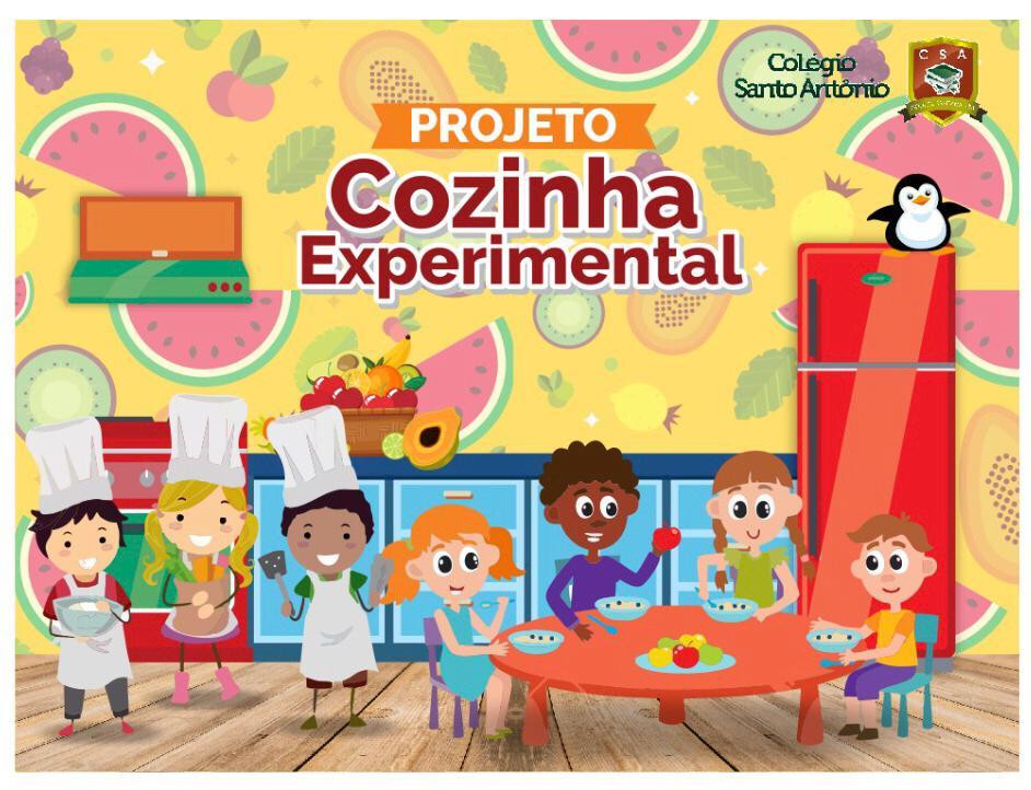 Projeto Cozinha Experimental