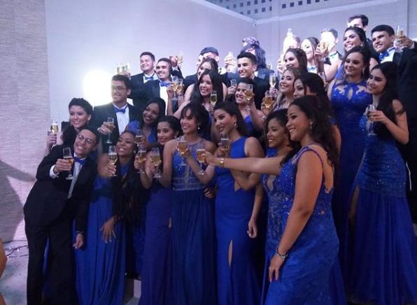 Discurso de agradecimento e reconhecimento aos estudantes da 3ª Série – Ensino Médio 2018 –  Colégio Santo Antônio