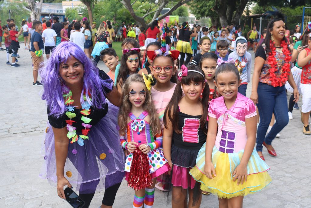 Baile de Carnaval – Educação Infantil e Fundamental (Anos Iniciais)