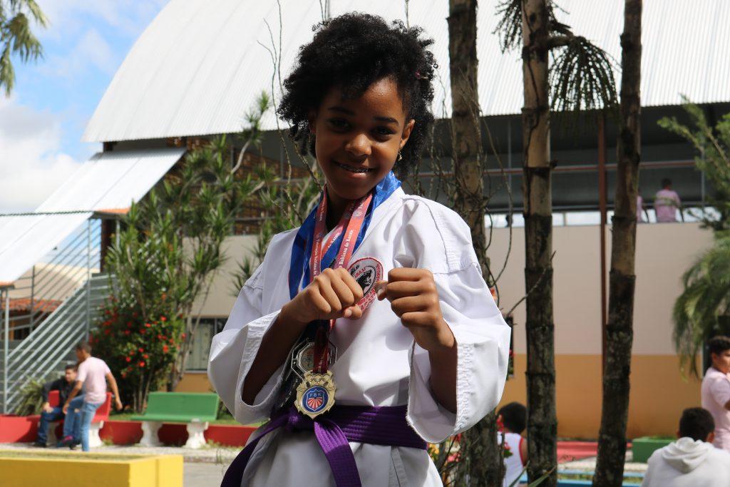 Esporte em conexão com o Colégio Santo Antônio