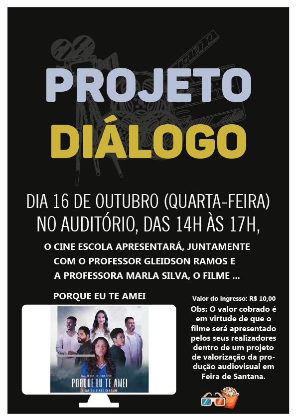 Projeto – Diálogo 2019