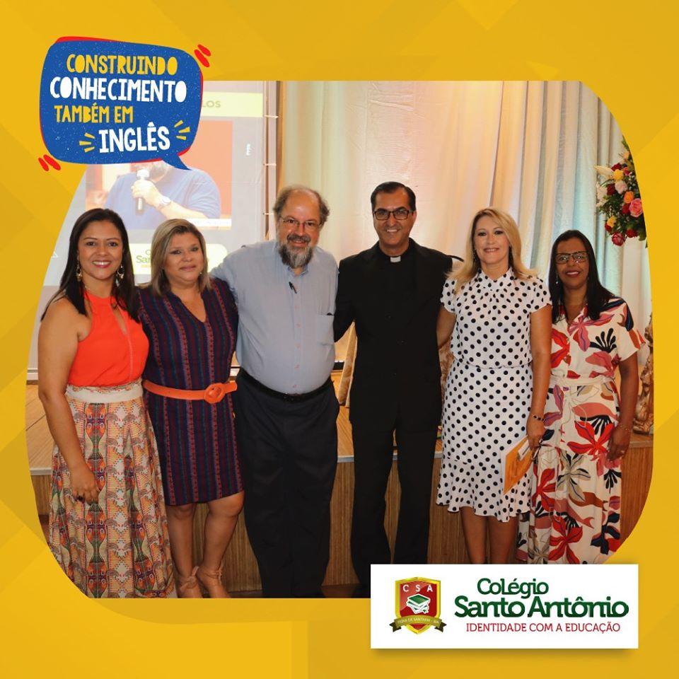 JORNADA PEDAGÓGICA 2020 – Colégio Santo Antônio