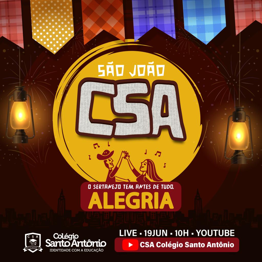 Live São João 2021