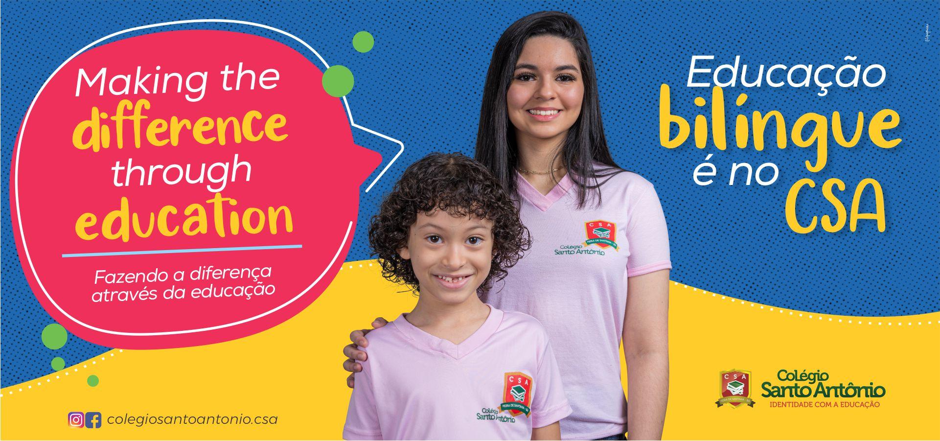 Campanha Bilíngue